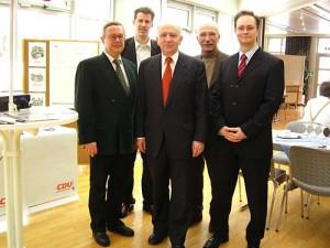 Die CDU lebt vom Engagement der Mitglieder vor Ort