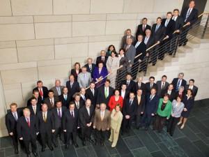 Die AG Kommunalpolitik der 17. Wahlperiode