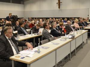 Wissenschaftler, Experten aus der Bundes- und Landespolitik und Vertreter unterschiedlicher Kommunen waren geladen