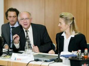Sitzung des Bundesvorstandes der KPV mit Bundesministerin Ursula von der Leyen