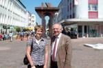 Peter Götz hat im Rahmen des Parlamentarischen Patenschafts-Programms (PPP) die Patenschaft für Sarina Detscher übernommen. Sie freut sich sehr auf das bevorstehende Austauschjahr in den Vereinigten Staaten von Amerika. (Foto: privat)